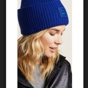80fe52cc6 Brand NEW Acne Studios Beanie in royal blue NWT